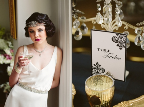 "... in the style of ""The Great Gatsby"" 